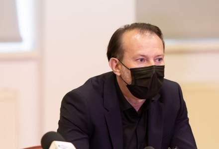 Florin Cîțu: Nu creștem taxele, nu introducem taxe noi