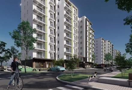 Un proiect rezidențial cu peste 380 de apartamente se ridică în sudul Constanței