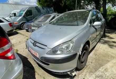 Care sunt mașinile scoase la vânzare de către ANAF în iunie
