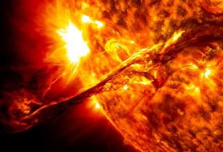 FOTO   Care sunt cele mai fierbinți stele din Univers?