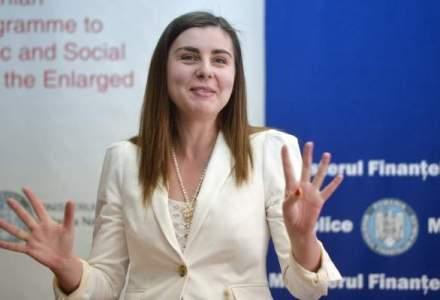 Ioana Petrescu, intrebata cand vor fi primiti banii de la KazMunaiGaz: Stam extrem de bine la venituri