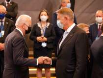 Klaus Iohannis, la Summitul...