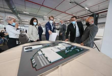 Dominic Fritz: Timișoara va produce baterii pentru automobile electrice din întreaga lume