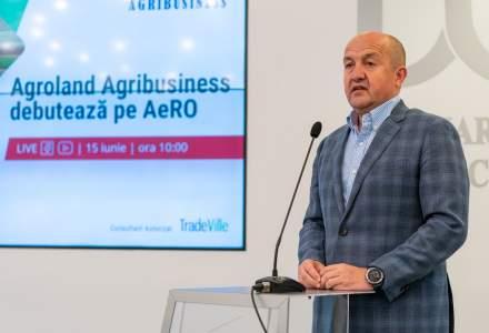 Agroland aduce încă o companie din grup pe piața AeRO de la BVB