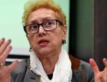 Renate Weber a fost demisă...