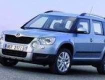 Skoda lanseaza SUV-ul Yeti in...