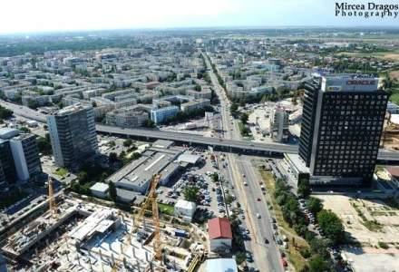 Impact construieste 1.000 de apartamente pe Barbu Vacarescu, la fosta Zone Arena