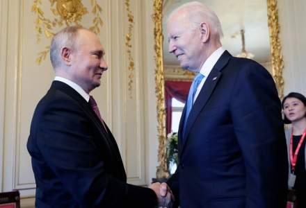 Joe Biden: I-am spus președintelui Putin că agenda mea nu este împotriva Rusiei