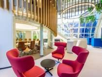 BRD inaugurează noul sediu de...