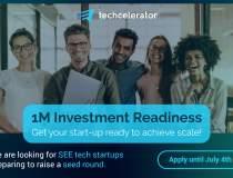 """Techcelerator lansează """"1M..."""