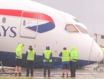 Un avion al British Airways a...