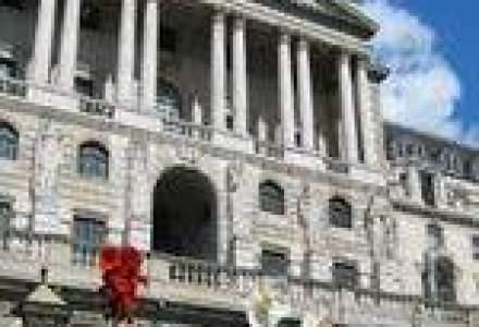 Bank of England ar trebui sa cumpere active de pana la 200 mld. lire