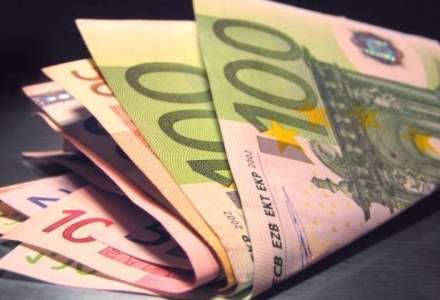 Cursul BNR de vineri s-a mentinut la un prag de peste 4,41 lei/euro