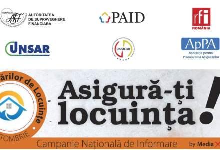 (P) Romania: 1 cutremur la doua zile, 22 de judete afectate de inundatiile din acest an, 14 incendii pe zi