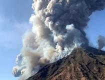Vulcanul Etna a erupt din...