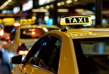 Taximetriștii pregătesc proteste în fața Primăriei Municipiului București