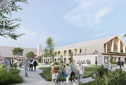 Investiție de 6 milioane de euro într-un complex rezidențialdestinat exclusiv seniorilor lângă Cluj