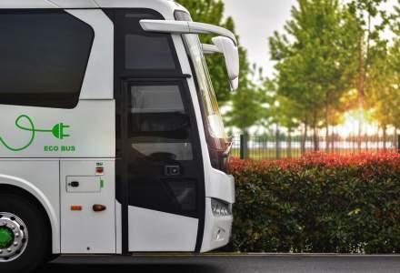 Primul autobuz electric românesc este testat pe străzile din Brăila