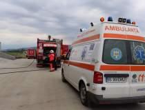 VIDEO: Incendiu la Spitalul...