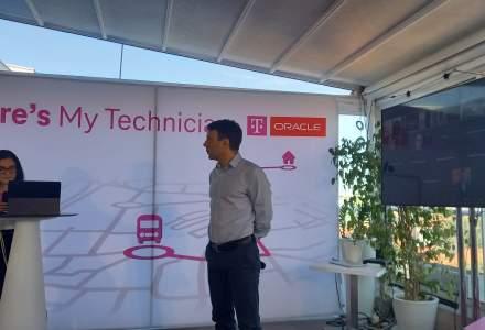 """Telekom lansează o opțiune tip """"Uber"""" prin care vezi când sosește tehnicianul să îți rezolve problemele"""
