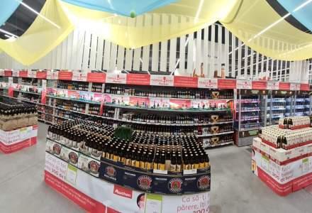 Românii vor putea degusta din peste 300 de sortimente de bere la târgul organizat de Auchan