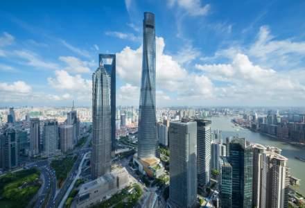 Cel mai înalt hotel din lume a fost inaugurat la Shanghai