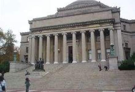 Columbia Business School se intalneste cu tinerii romani interesati de studii la New York