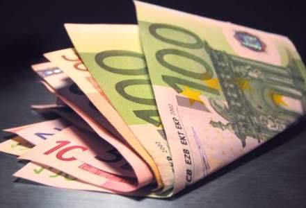 Cursul BNR a revenit sub 4,41 lei/euro, dupa sase sedinte peste acest prag