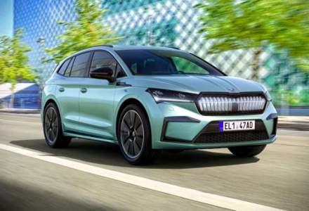Skoda vrea ca cel puţin jumătate din automobilele vândute în Europa în 2030 să fie modele electrice