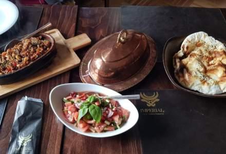 Review restaurant George Butunoiu: Imperial Turkish Cuisine & Steakhouse, un adevărat restaurant turcesc
