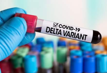 Italia: 17% dintre cazurile COVID-19 sunt cu varianta Delta a coronavirusului