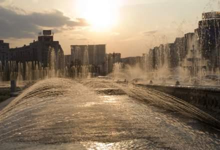 Caniculă și instabilitate atmosferică în București până joi