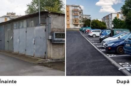 Ciprian Ciucu: Vom înlocui garajele apărute în București, în anii '90, cu parcări