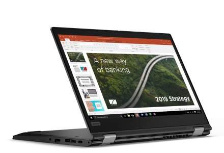 Lenovo își extinde gamele Thinkpad, ThinkVision, Ideapad, L Series, Chromebooks si Lenovo Go