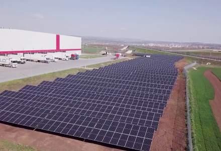 Enel X România construieşte un parc fotovoltaic de 1 MIL. euro în parteneriat cu Kaufland România