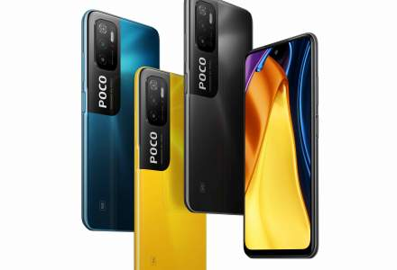 Chinezii de la POCO lansează în România smartphone-ul M3 Pro 5G: costă puțin peste 1.000 de lei