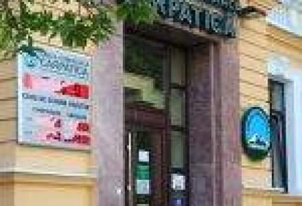 Presedinte interimar la Banca Carpatica