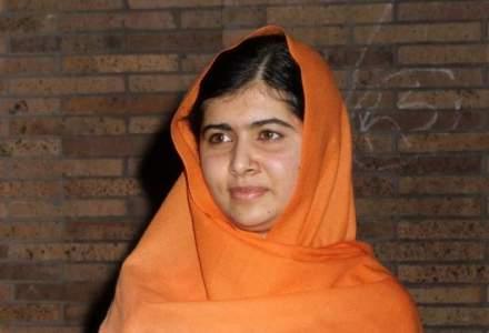 Malala, laureata Premiului Nobel pentru Pace: a supravietuit unui atac taliban si a luptat pentru educatie