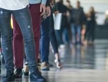 ANOFM: Rata șomajului a...