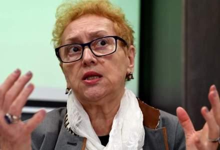 Renate Weber revine în funcția de Avocat al Poporului
