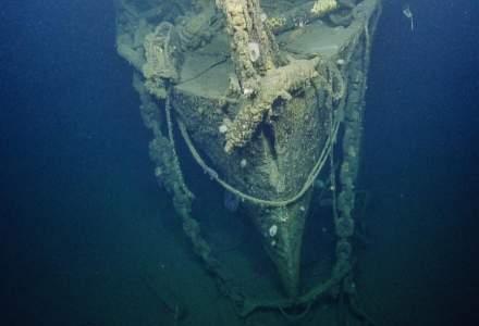 VIDEO A găsit epava Titanicului și promite alte descoperiri uluitoare cu ajutorul capsulelor marine din viitor