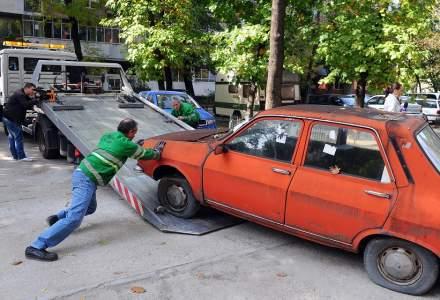 Ciprian Ciucu: Au fost ridicate peste 1.000 de mașini abandonate din Sectorul 6