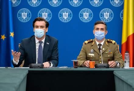 Valeriu Gheorghiță: Pentru moment, România NU va combina vaccinurile