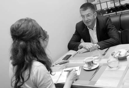 La pranz cu managerul La Fantana: Nu caut zona de confort, din contra daca ma apropii de ea ii dau un nou challenge