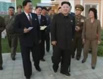 Kim Jong-un a iesit din nou...