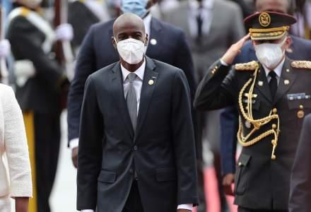 Stare de asediu în Haiti, după ce președintele a fost asasinat