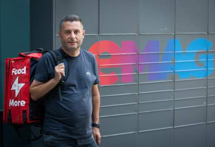 Alin Șerban, CEO tazz by eMAG: Relația cu sectorul HoReCa a fost mai apropiată ca niciodată în această perioadă