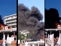 VIDEO - Încă un incendiu!...