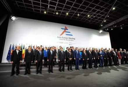 Basescu si Putin au discutat la Milano