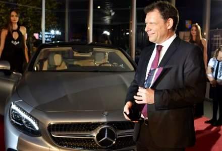 Tiriac a extins primul showroom Mercedes-Benz deschis in 1992